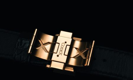 Nové hodinky Codex