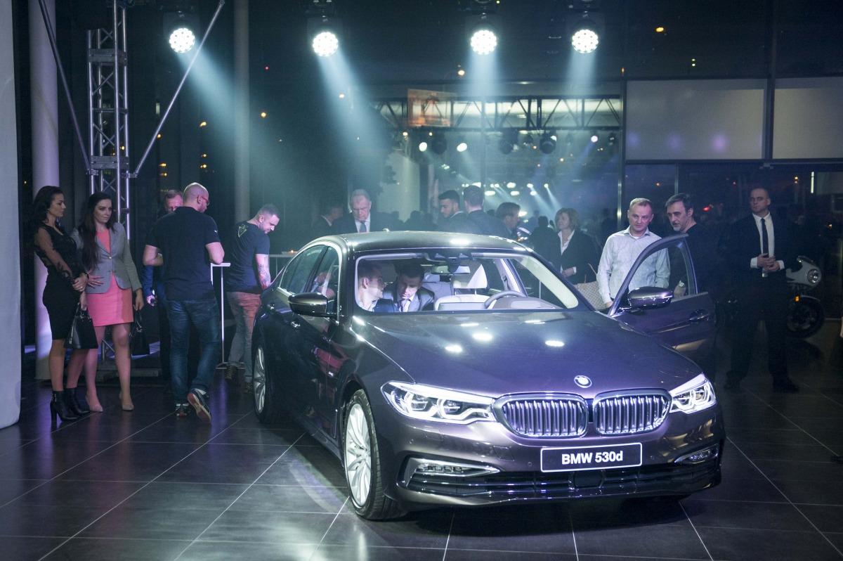 INVELT_foto_ Slavnostni vecer u prilezitosti uvedeni noveho modelu BMW 5 G30 (2)