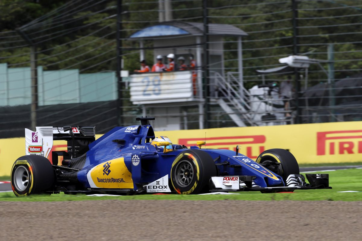 Japanese GP Friday 07/10/16