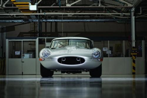 Jaguar E-TYPE Lightweight_Foto 1