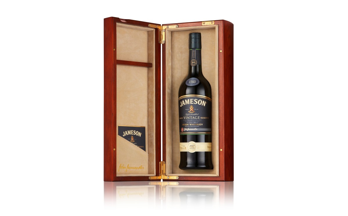 Jameson Whiskey Rarest Vintage Reserve