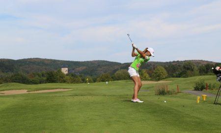 Klara Spilkova patronka Lymfom Golf Tour 2015