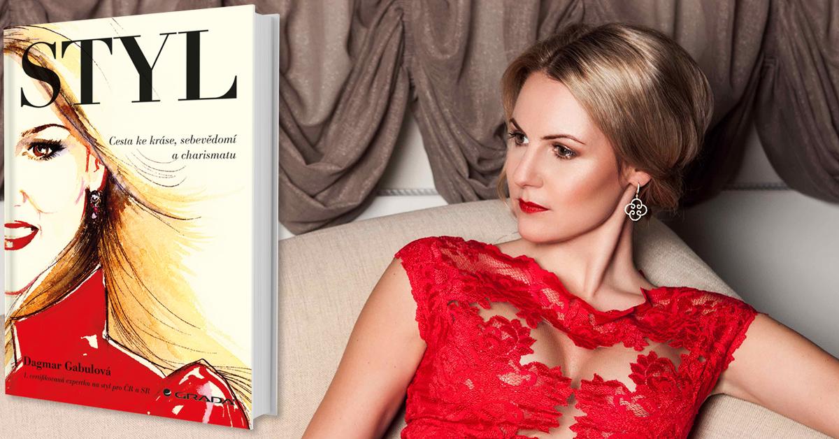 Kniha STYL a Dagmar Gabulova