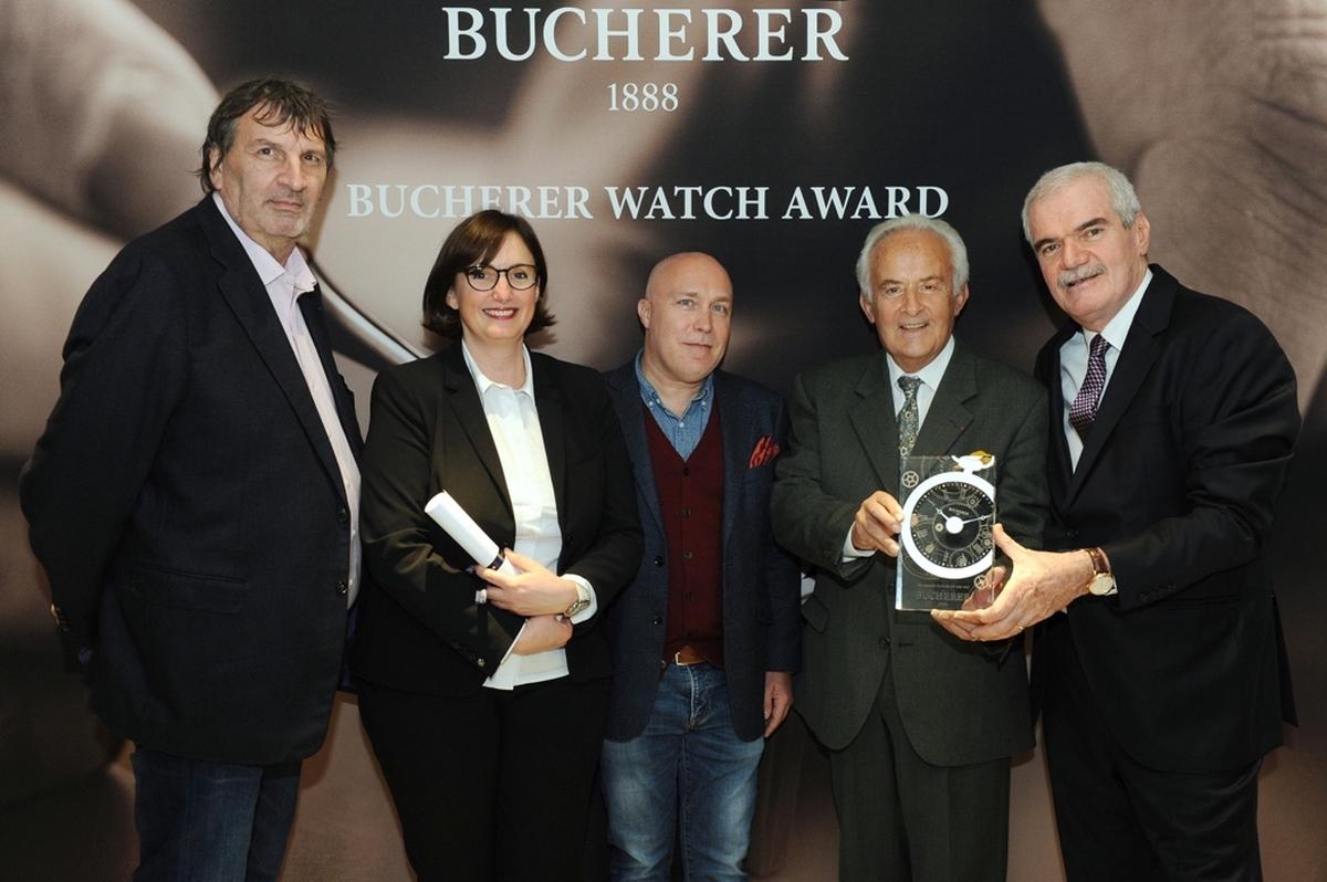 Laure¦üat Bucherer Watch Award 2015_6