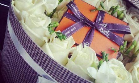 Le Bouquet_originalne zabaleny darek (2)