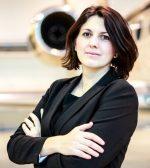 Lenka Náhlovská novou vedoucí oddělení prodeje letů společnosti ABS Jets