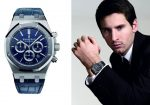 Dražba hodinek Royal Oak Leo Messi od Audemars Piguet