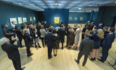 Van Gogh Museum Celebrates Van Gogh Paintings