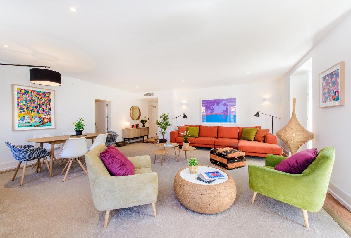 Rodinný urban hotel Martinhal Chiado je svým umístěním v pulzujícím srdci města strategickou volbou pro všechny, kteří si chtějí užít autentický Lisabon.
