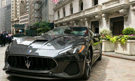Maserati GranTurismo MC MY18 at New York Stock Exchange_2017_1
