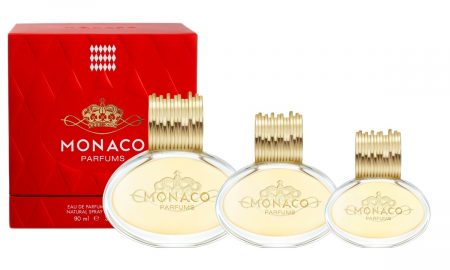 Monaco Range Woman Pack + bottle 30-50-90ml copie