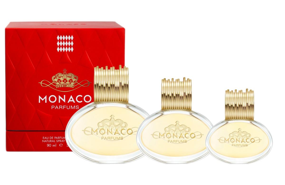 Monaco Range Woman Pack + bottle 30-50-90ml copie