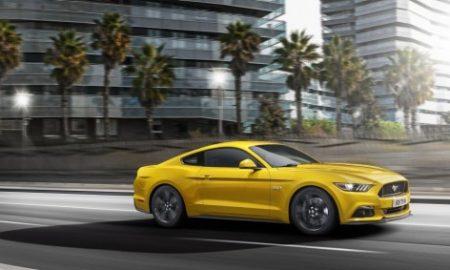 Nový Ford Mustang