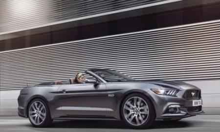Nový Ford Mustang_Convertible