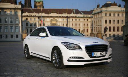 Nový Hyundai Genesis
