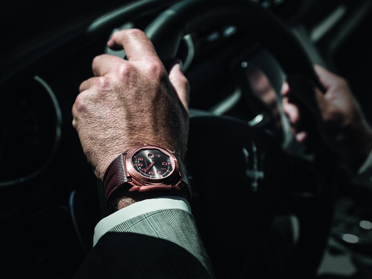 Octo Maserati Lifestyle 2