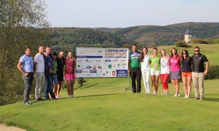 Organizaün° tžm Lymfom Golf Tour