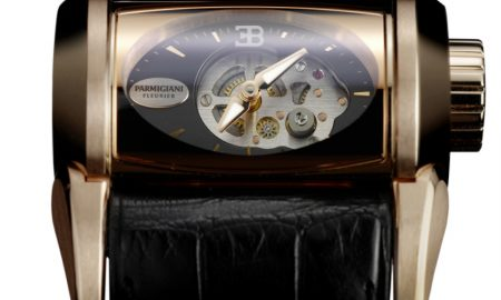 Parmigiani_Bugatti SS Rose Gold face