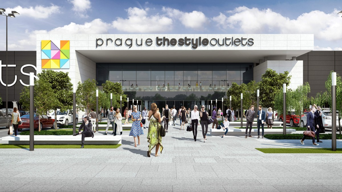 Prague The Style Outlets-ext