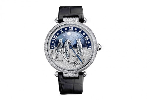 REVES DE PANTHE`RES WATCH DAY_NIGHT