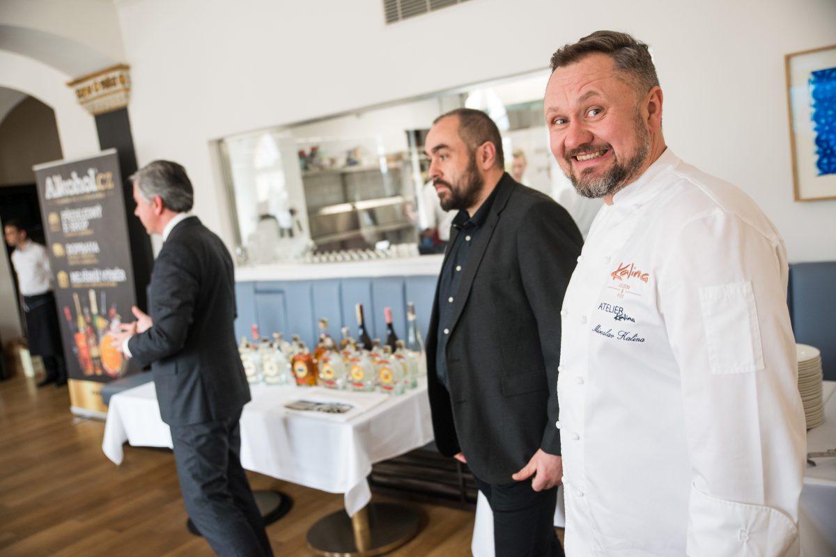 Šéfkuchař Miroslav Kalina, který je zároveň porotcem známého televizního pořadu MasterChef se rád nechá inspirovat