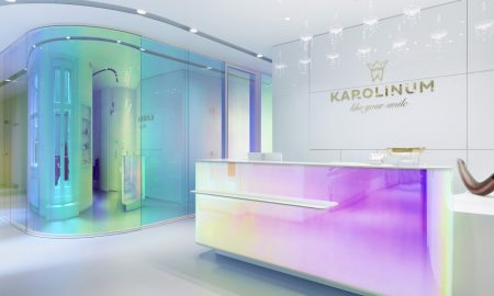 Recepce dentálního centra KAROLINUM-1
