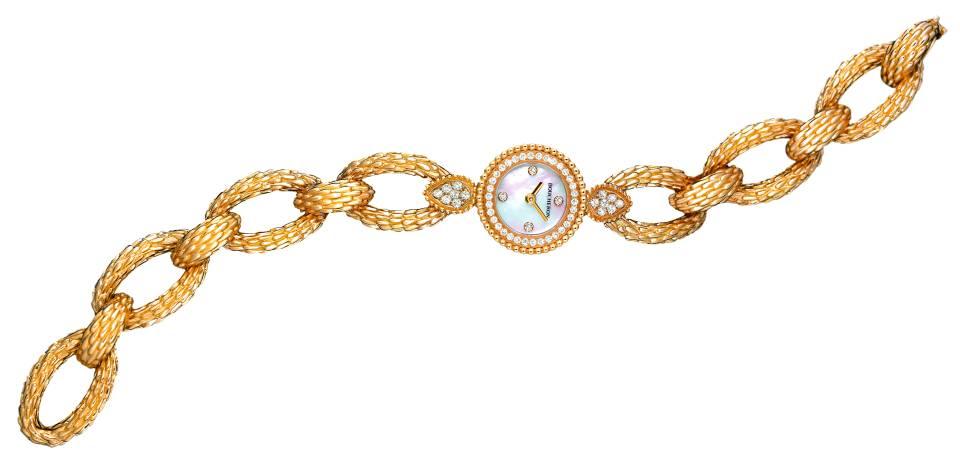 Serpent Boheme Watch - Yellow Gold_