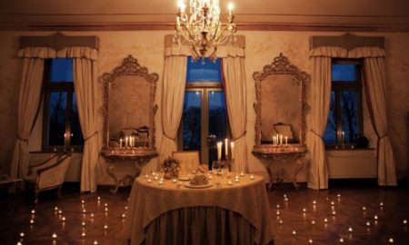 Sv. Valentýn na Chateau Mcely