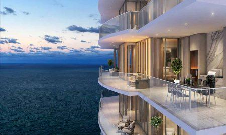 The Estates at Acqualina in Miami's Sunny Isles Beach, Florida