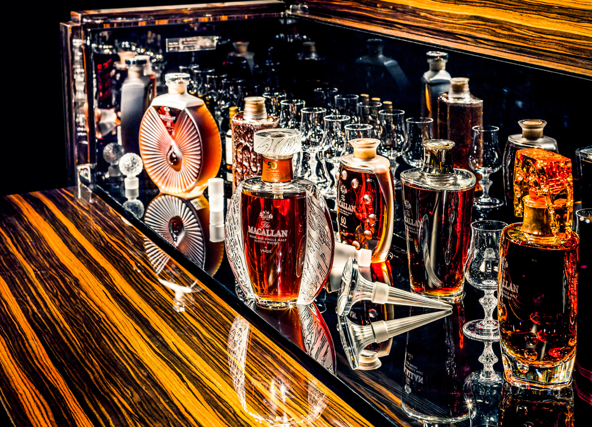 The Macallan Six Pillars collection in Lalique (10)