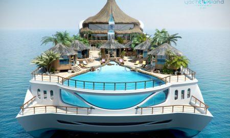 Tropical island Paradise