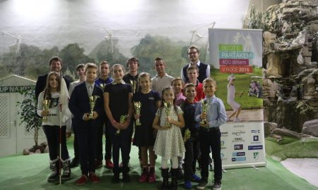 Vítězové US Kids Golf Cup 2016