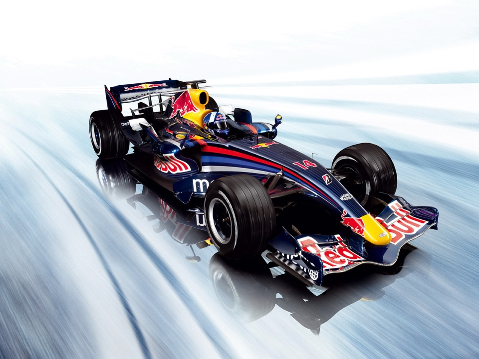 FORMULA 1 - Red Bull Racing studio photo shoot