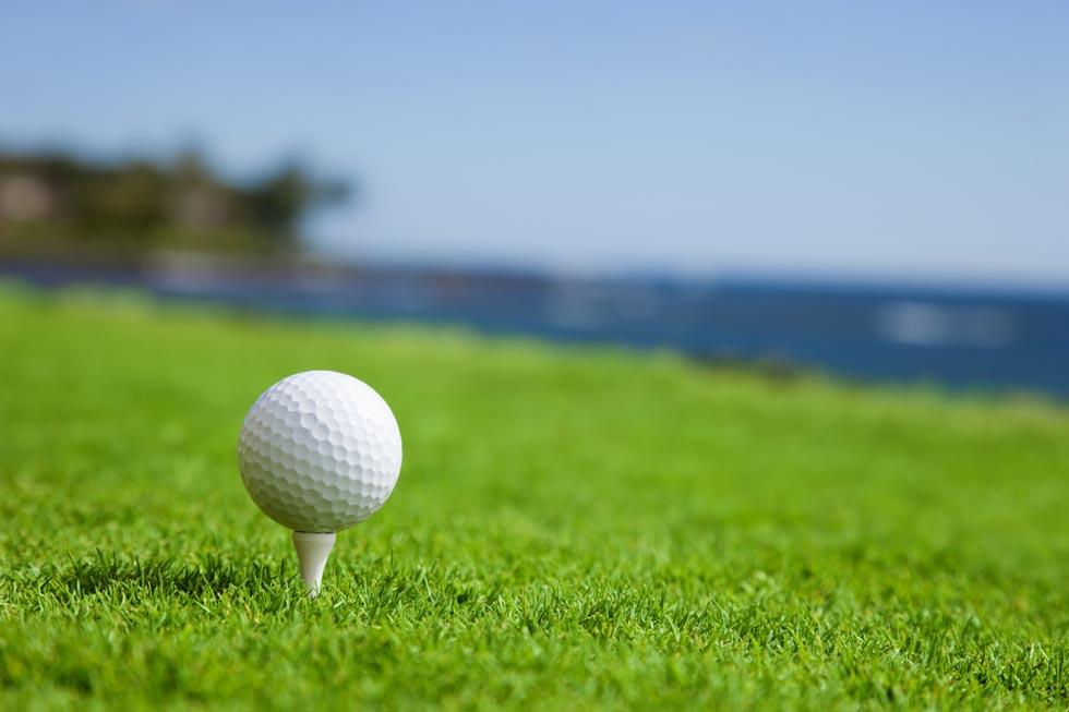 Pohodové volání třeba při golfu