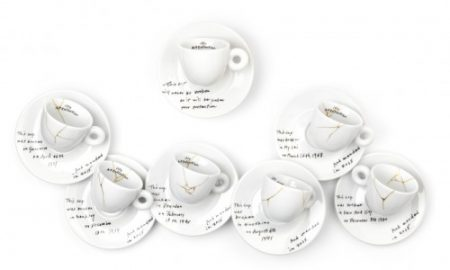 illy Art Collection espresso Yoko Ono