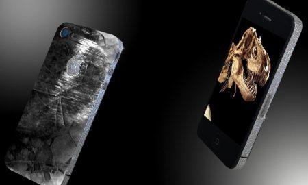 iPhone History zezadu a zepředu