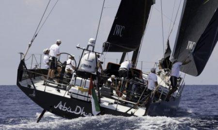 ABU DHABI OCEAN RACE TROPHY 2011