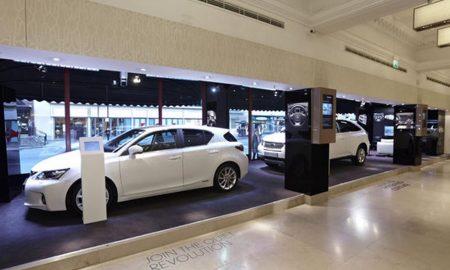 Lexus v Harrods