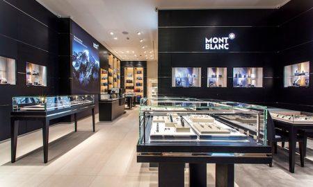 nový butik značky Montblanc v Pařížské 14 (vchod ze Široké ulice)