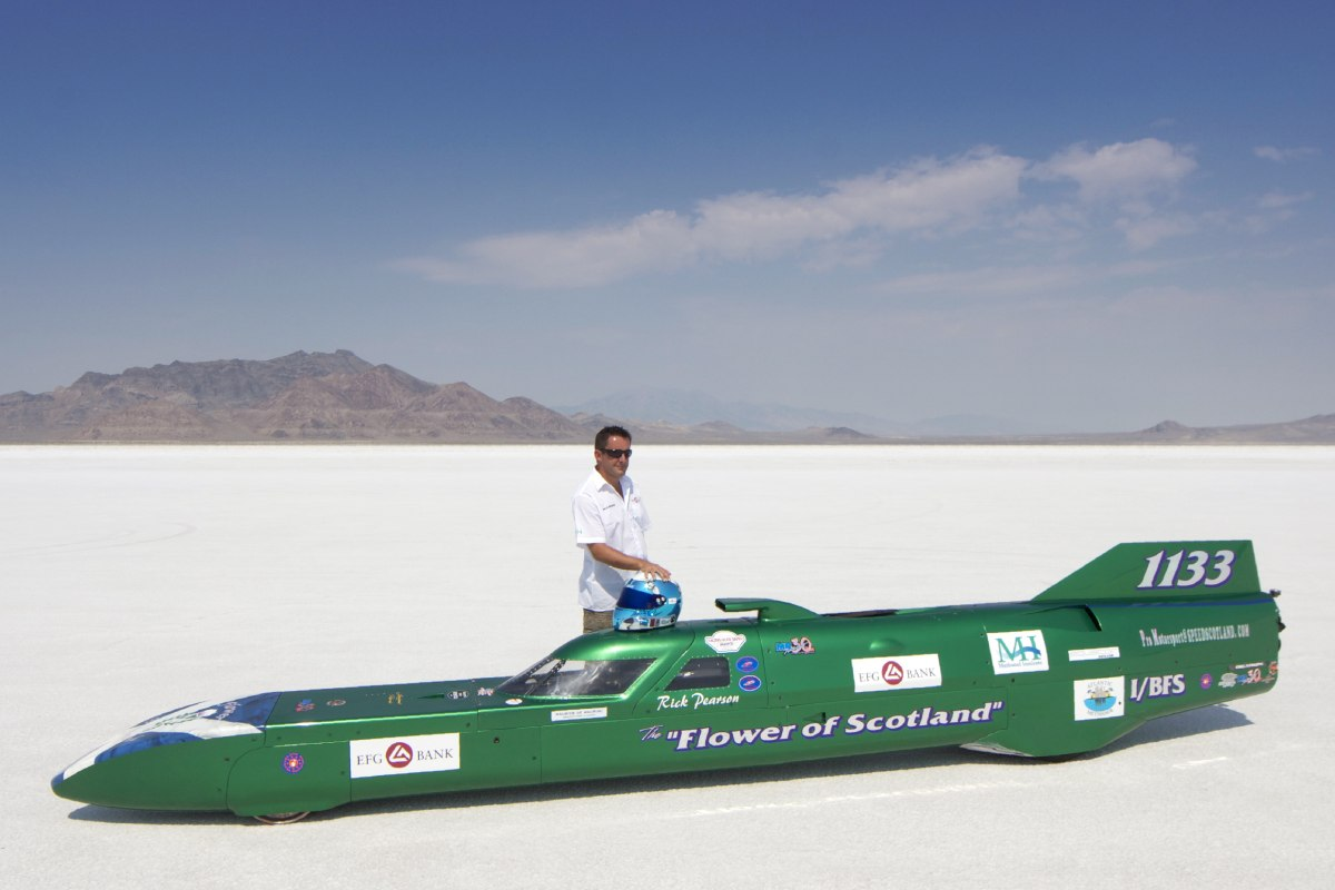 Speed Dreams: The Fastest Place on Earth