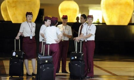 Letušky Qatar Airlines