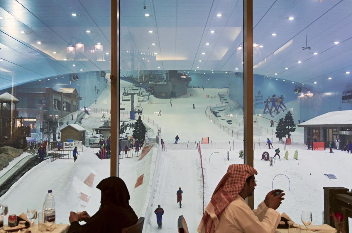 shutterstock_ Ski Dubaj