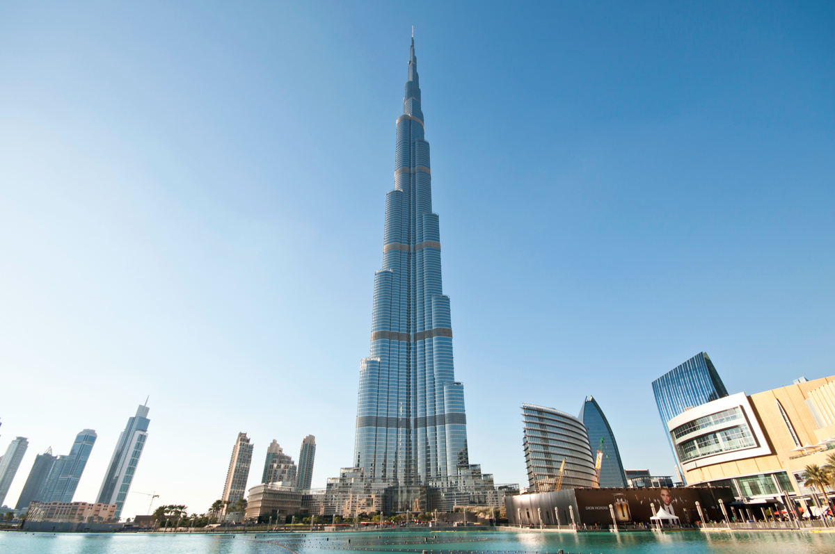 shutterstock_Burj Khalifa