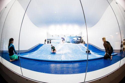 Surf Arena: Místo pro firemní akci i privátní zábavu