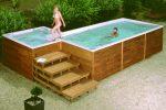 Как сделать бассейн ребенку своими руками