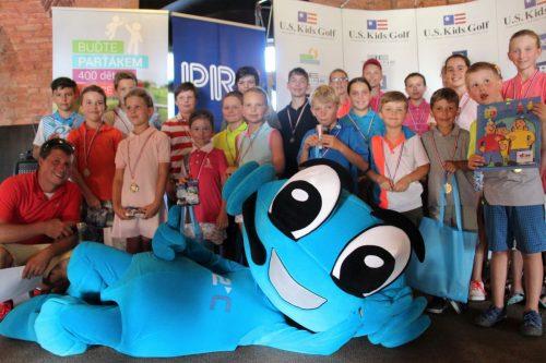 US Kids Golf Cup má vítěze