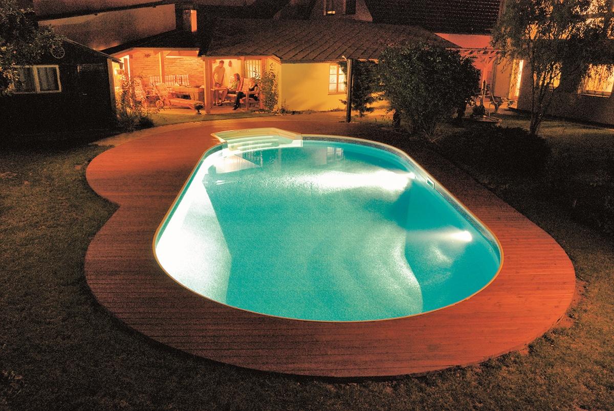 Bazén FORT WAYNE