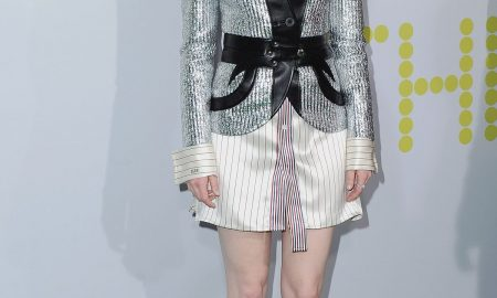 """WESTWOOD, CA - SEPTEMBER 16:  Actress Emma Stone arrives at the Premiere Of Fox Searchlight Pictures' """"Battle Of The Sexes"""" at Regency Village Theatre on September 16, 2017 in Westwood, California.  (Photo by Jon Kopaloff/WireImage)"""