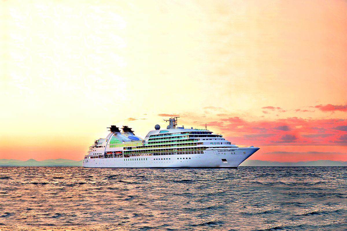 Seabourn Odyssey - Seabourn Cruise Line